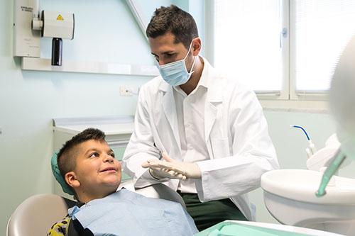 Pedodonzia, dentista per i bambini, studio dentistico per famiglia
