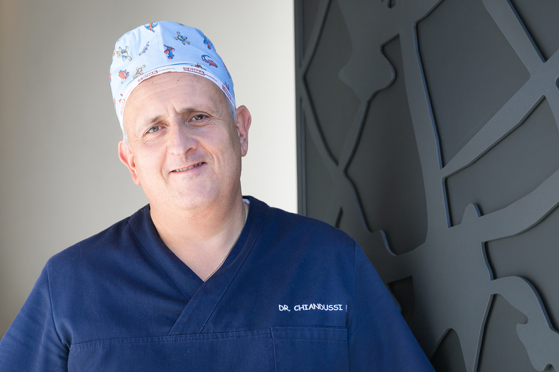 Dott. Paolo Chiandussi Direttore Sanitario Studio Dentistico Cavour